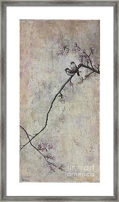 Spring At Last Framed Print by Lori McNee