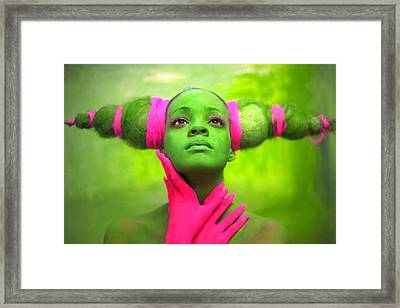 Spring Beauty Framed Print by Filippo Ioco