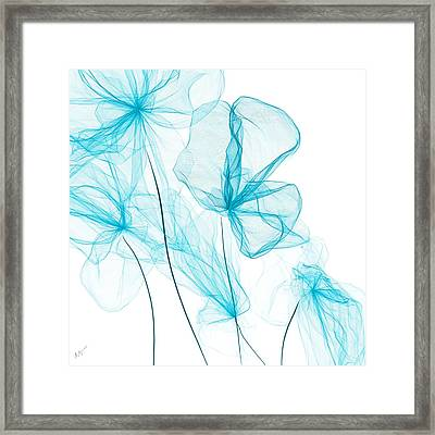 Spring Blossoming Framed Print by Lourry Legarde