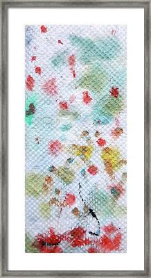 Spring Blossoms Framed Print