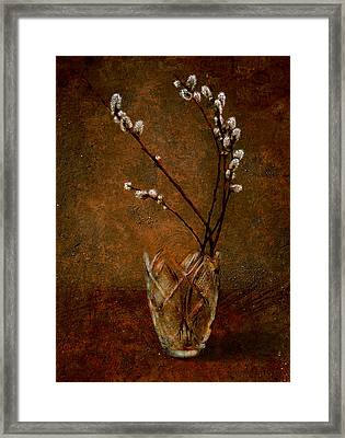 Spring Bouquet Framed Print by Svetlana Sewell