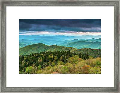 Framed Print featuring the photograph Spring Colors by Joye Ardyn Durham