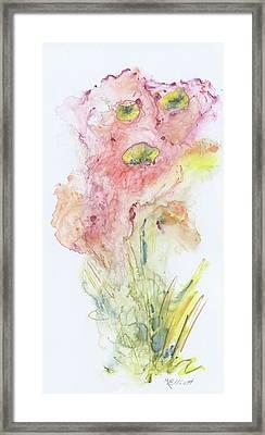 Spring Comes Softly Framed Print by Marsha Elliott