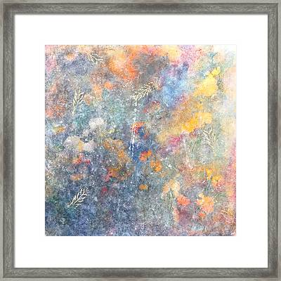 Spring Creation Framed Print
