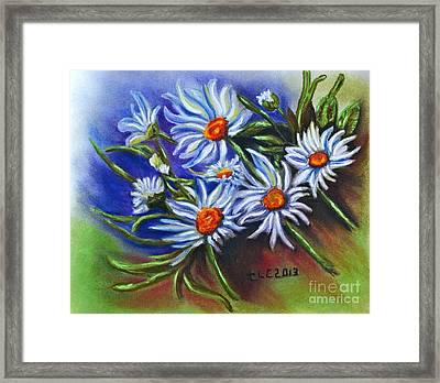 Spring Dasiy  Framed Print