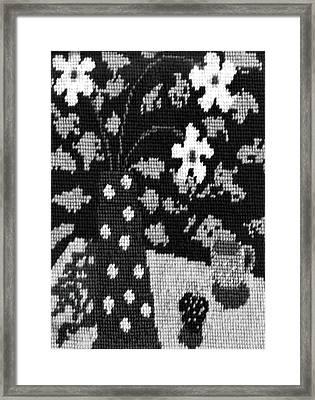 Spring Day Framed Print by Devorah Fraser