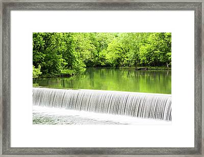 Framed Print featuring the photograph Spring Days In Helena by Parker Cunningham