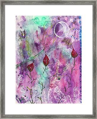 Spring Dream Framed Print
