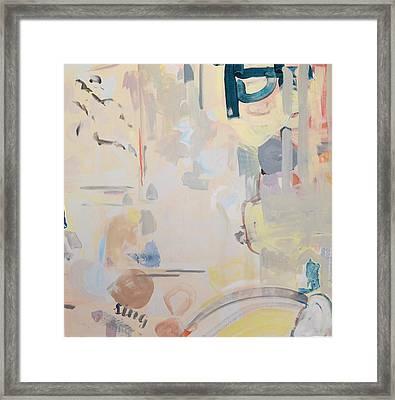 Spring Fling Framed Print by Margaret Huntley Harrison