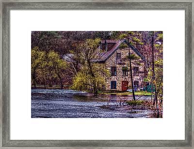 Spring Flood Framed Print