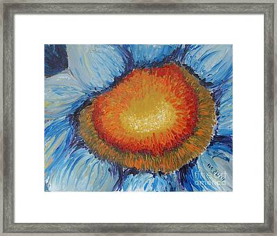 Spring Flowers Framed Print