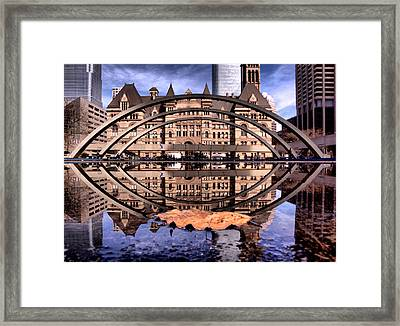 Spring Has Sprung Framed Print by Russell Styles