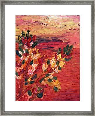 Spring Has Sprung Framed Print by Vadim Levin