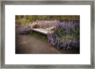 Spring Interlude Framed Print by Jessica Jenney