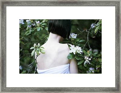 Spring Is Here Framed Print by Joanna Jankowska