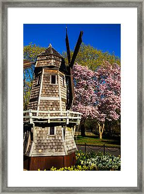 Spring Is Here Framed Print by Karol Livote