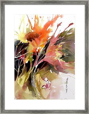 Spring Joy Framed Print
