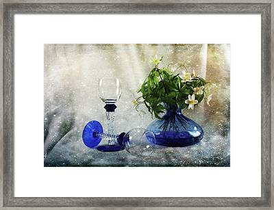 Spring Joy Framed Print by Randi Grace Nilsberg
