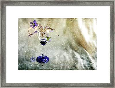 Spring Loveliness Framed Print by Randi Grace Nilsberg