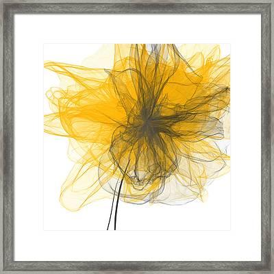 Spring Melody Framed Print by Lourry Legarde