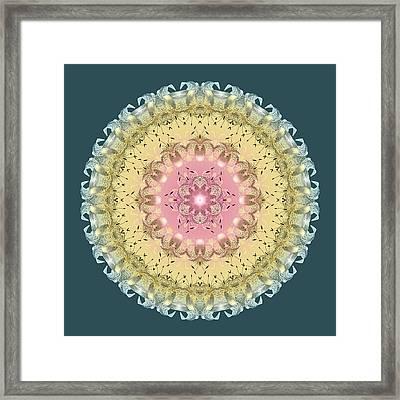Spring Pastels Framed Print