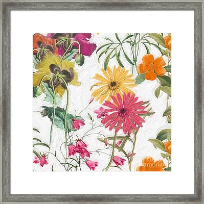 Spring Promise II Framed Print by Mindy Sommers