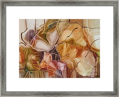 Spring Time 2 Framed Print by Fatima Stamato