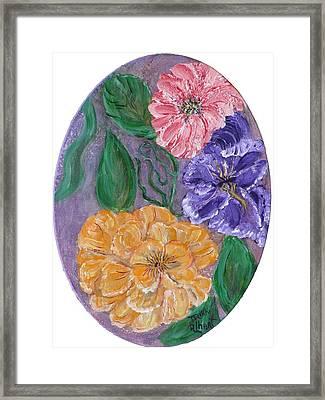 Spring Time Framed Print by Mikki Alhart