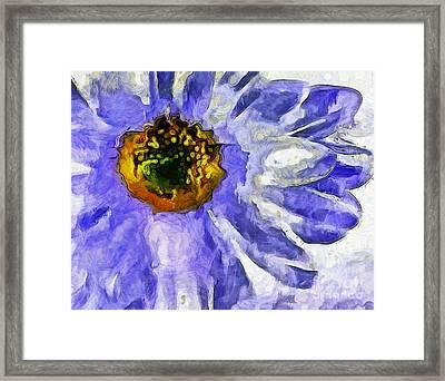 Spring Whimsy Framed Print by Krissy Katsimbras