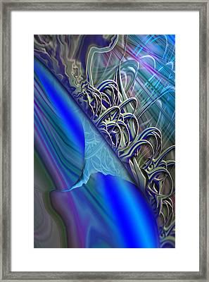 Sprinters Awl Framed Print