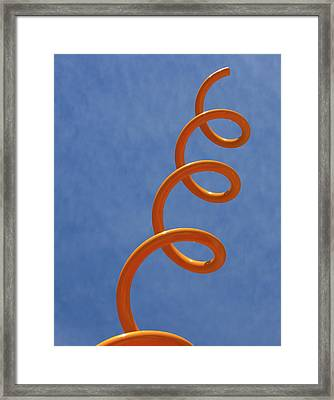 Sprung Framed Print by Christina Lihani