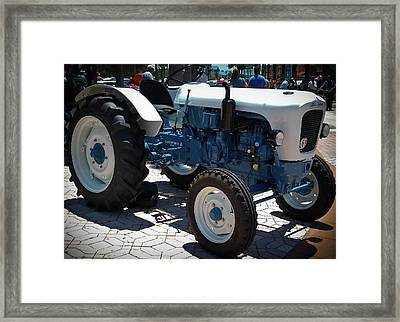 Spyder Bisnonno Framed Print by DigiArt Diaries by Vicky B Fuller