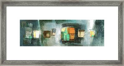 Square91.5 Framed Print