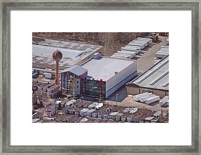Squash Smarts 3890 N 10th Street Philadelphia Pa 19140 Framed Print by Duncan Pearson