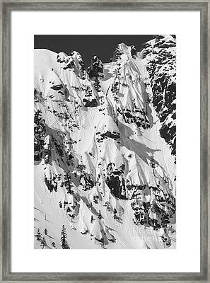 Squaw Valley Forbidden Fruit Framed Print