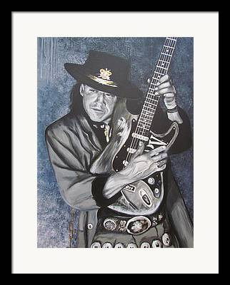Fender Telecaster Framed Prints