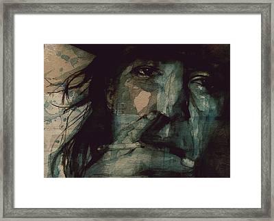 SRV Framed Print by Paul Lovering