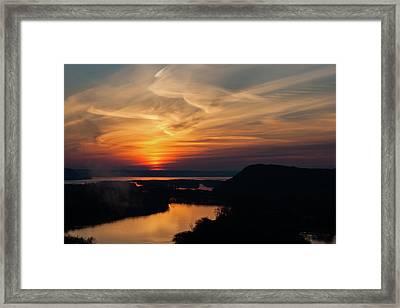 Srw-11 Framed Print