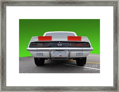 Framed Print featuring the photograph Ss Type by Bill Thomson