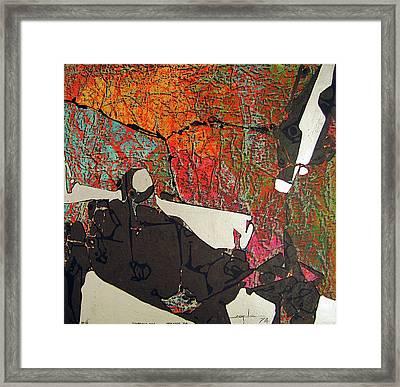 Ss1974ny001 Sinfony No.6 7-10 15x14.25 Framed Print