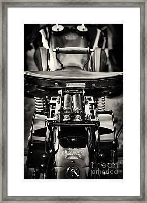Ss80 Brough Framed Print