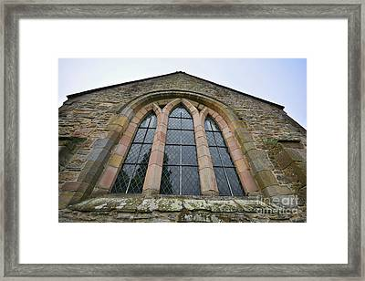 St Agatha's Church, Easby Framed Print