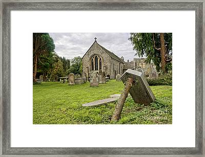 St Agathas Church Framed Print