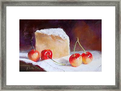 St Andre And Friends Framed Print by Jeanne Rosier Smith