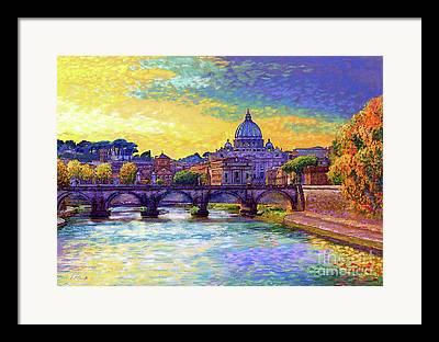 Vatican Framed Prints