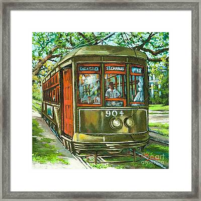 St. Charles No. 904 Framed Print by Dianne Parks