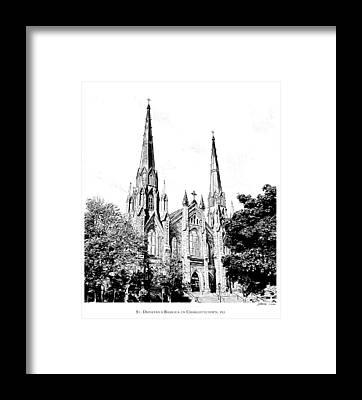 Prince Edward Island Framed Prints