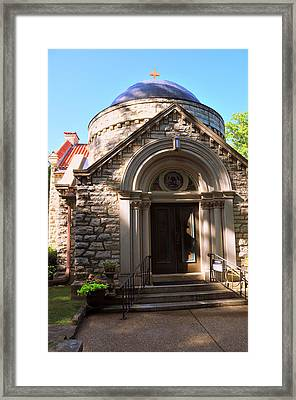 St Elizabeth's Catholic Church Framed Print