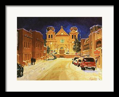 Adobe Architecture Framed Prints