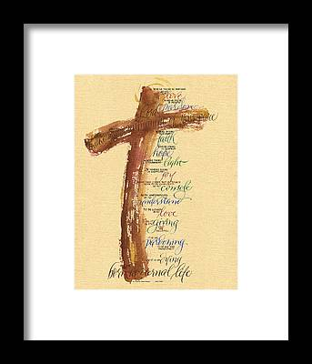 Bible Framed Prints